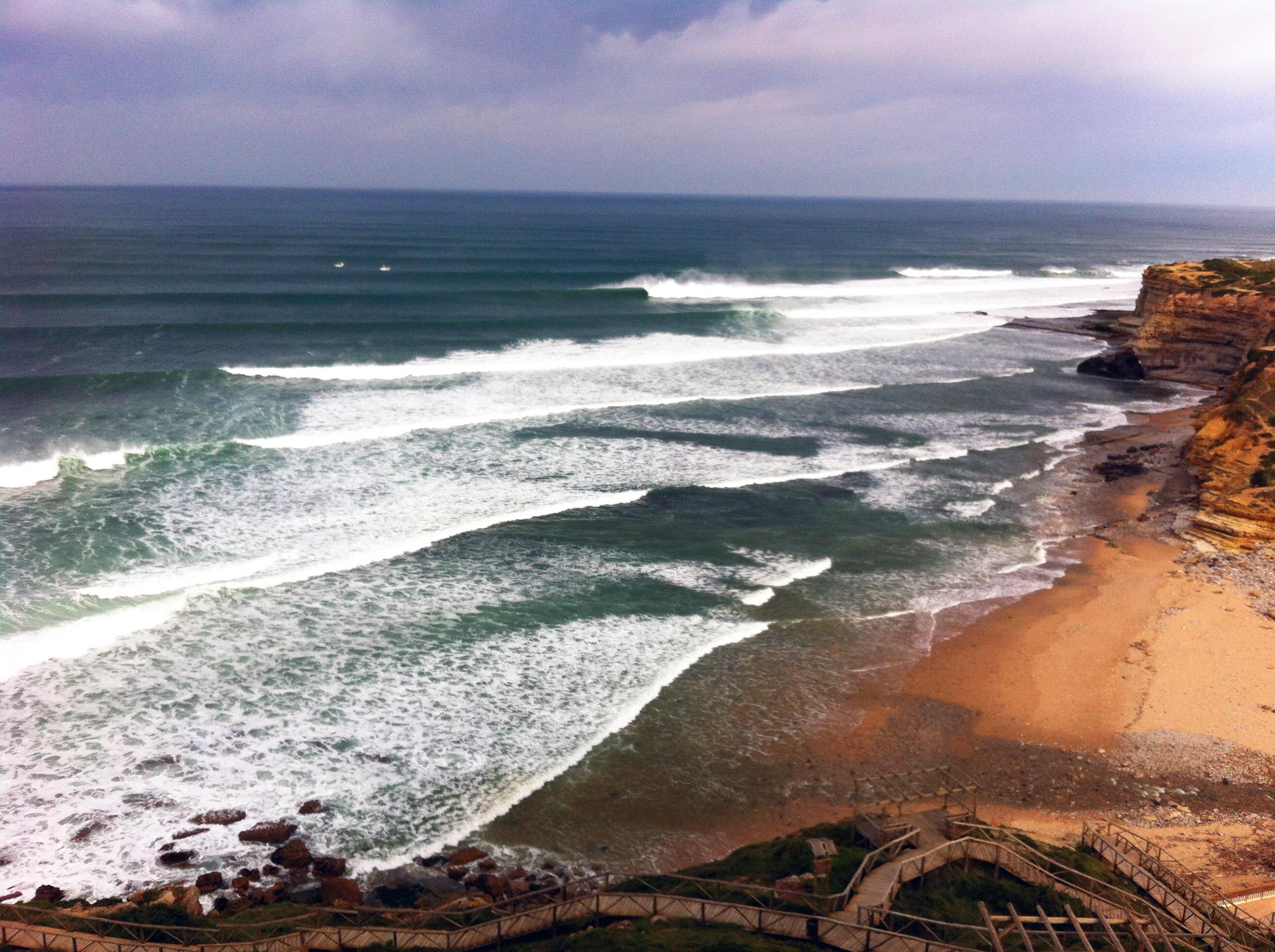Ericeira surf portugal