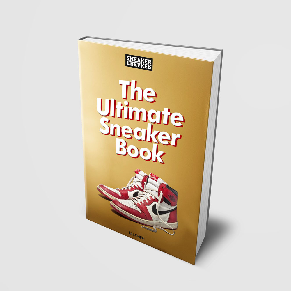 55c3702c83b2 Sneaker Freaker - The Ultimate Sneaker Book - House of Beyond