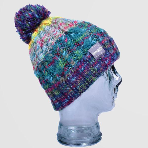 dewerstone chunky knit side FAIRGROUND BLAST