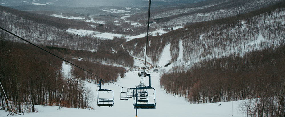 snowfarmer Plattekill Main Chair View