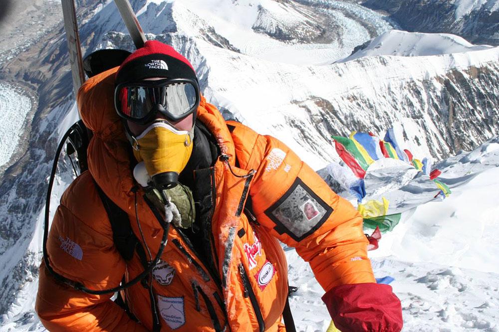 Olof Sundstrom Everest