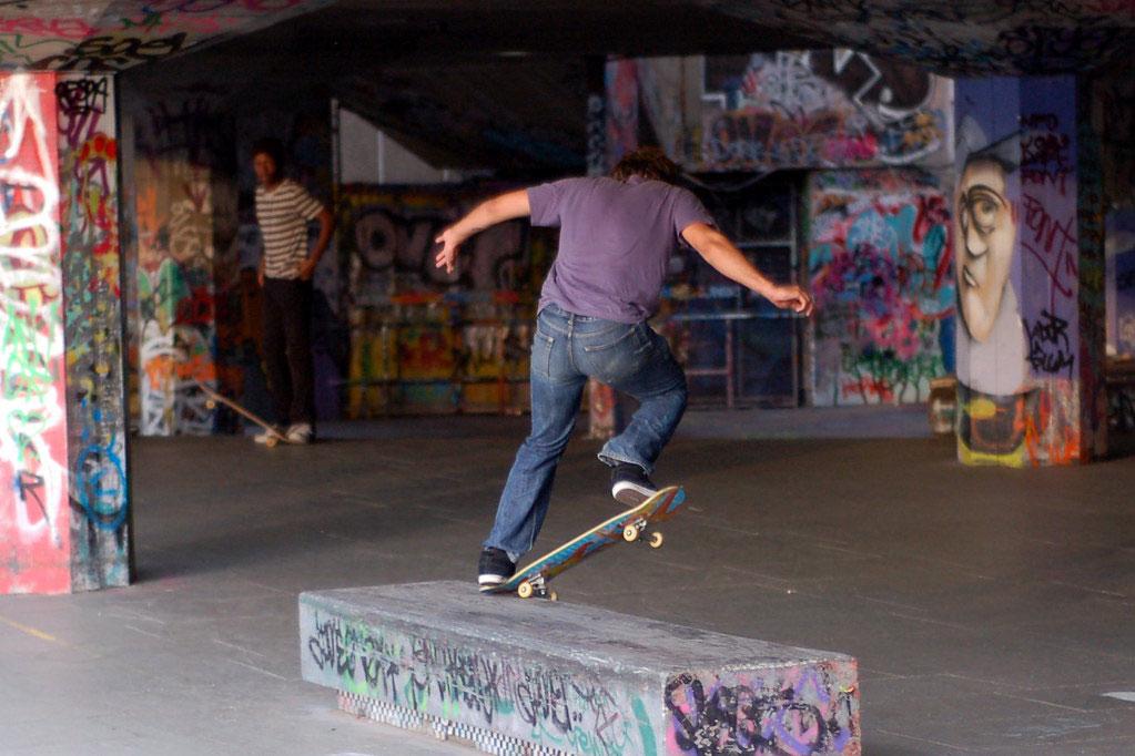Southbank skate undercroft1