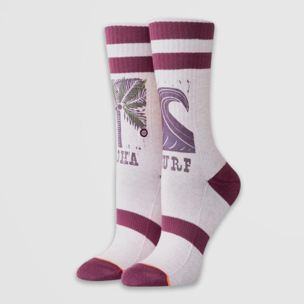 SURF ALOHA WOMENS socks3