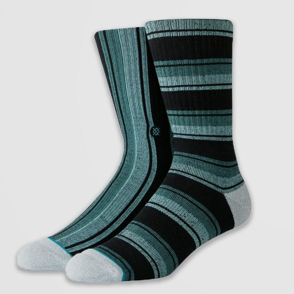 Stance Jaha Sea Green Socks