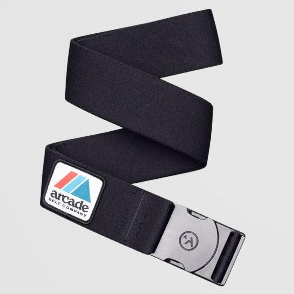 arcade belt ranger black logo