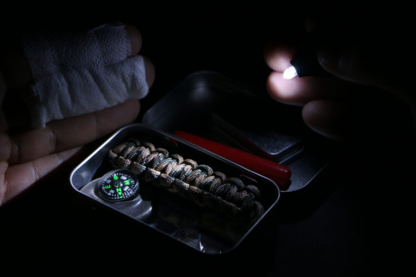 Micro LED Flashlight