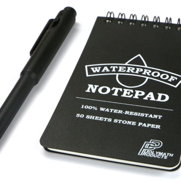 Notepad Pen Set Main polymath products