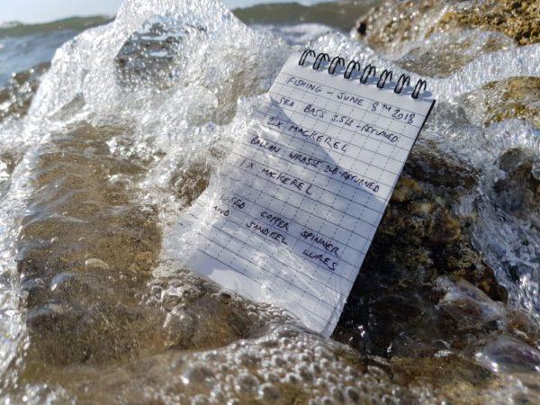 Seawater polymath products
