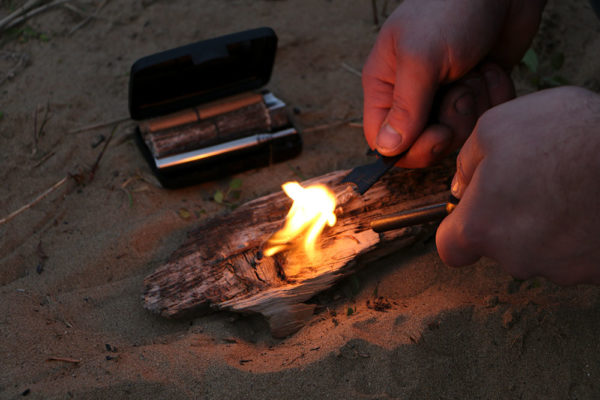polymath spitfire Firelighting