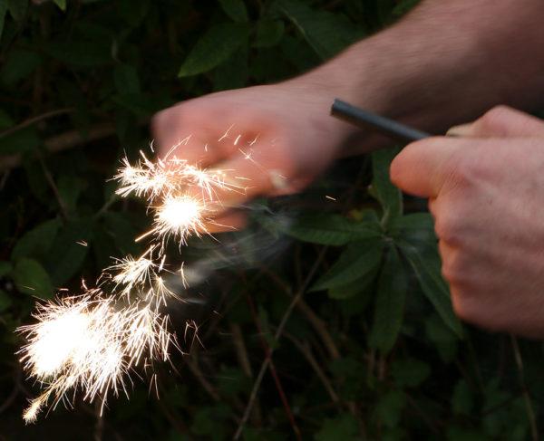 polymath spitfire Sparks